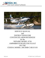 Model 2100 Parts Manual for Cessna 172 - Wipaire Inc