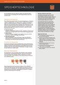 MailStore Server® 8 TECHNISCHE SPEZIFIKATIONEN - Seite 4