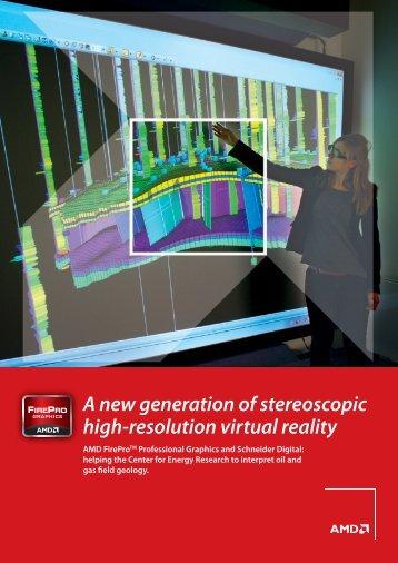 Case Study AMD FirePro - mini VR-Wall