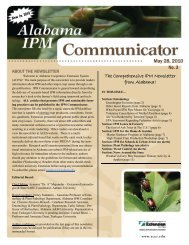May 28 - Alabama Cooperative Extension System