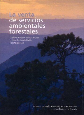 La venta de servicios ambientales forestales - Instituto Nacional de ...
