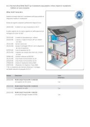 Pacchetti offerta REHAU SOLECT per riscaldamento acqua potabile ...