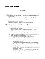 Committed Sermon Outlines-Web edition - AG Web Services
