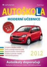 Autoškola – moderní učebnice - eReading