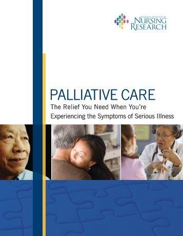 Palliative Care Brochure - UCSF Helen Diller Family ...