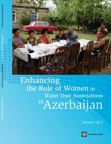 Enhancing the Role of Women.pdf - World Bank