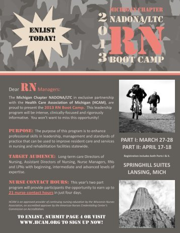 Boot Camp Brochure DRAFT 2 (Read-Only) - Nurses Lounge