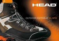 Catalogue HEAD 2010 – Footwear Spring ... - Headtrekking.com