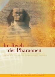 Im Reich der Pharaonen - GMK Reisen