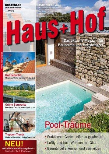 Pool-Träume - RUHR MEDIEN Werbeagentur