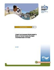 A Rapid Trash Assessment Method Applied to Waters - State Water ...