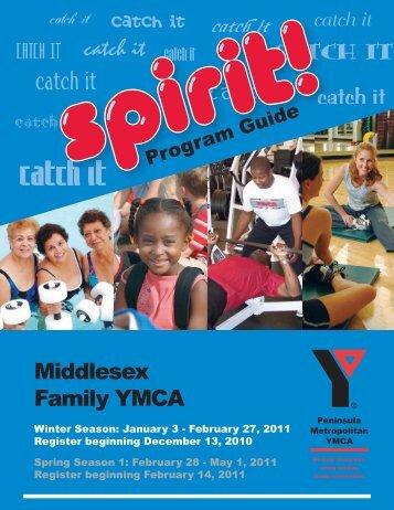 Middlesex Family YMCA - Peninsula Metropolitan YMCA