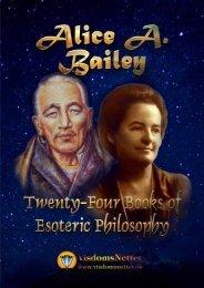 TWENTY-FOUR BOOKS OF ESOTERIC ... - Visdomsnettet