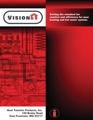 Vision 1 - Heat Transfer Products, Inc