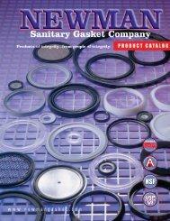 Sanitary Gaskets & O-Rings - Sani-Tech West