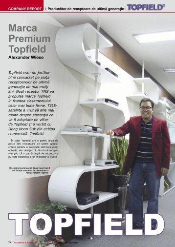Marca Premium Topfield Alexander Wiese