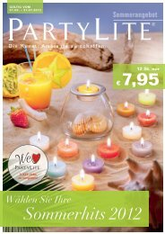 Sommerhits 2012 - PartyLite