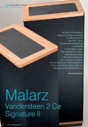 Vandersteen 2 Ce Signature II - Audiofast