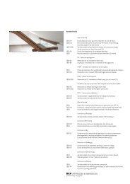 Mandats Publics Etude de plans de site pour les ... - DLV architectes