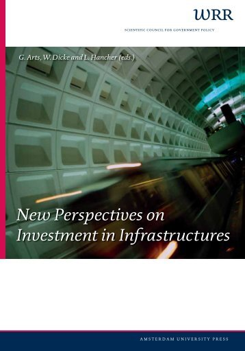 New Perspectives on Investment in Infrastructures - Technische ...