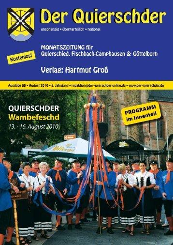 Quierschied - Der Quierschder