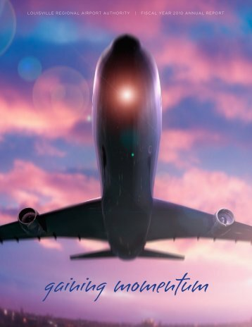 2010 Annual Report - Louisville International Airport
