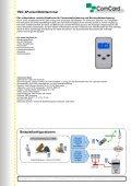 Beispielkonfigurationen TMC TRAX Terminal Zutrittsleser TMC RFID - Seite 4