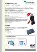 Beispielkonfigurationen TMC TRAX Terminal Zutrittsleser TMC RFID - Seite 5
