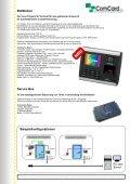 Beispielkonfigurationen TMC TRAX Terminal Zutrittsleser TMC RFID - Seite 6