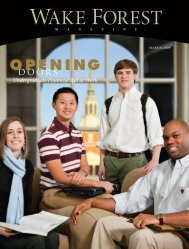 Opening Doors: Undergraduate Financial Aid at Work - Past Issues ...