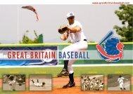 GB Sponsorship Prospectus - BaseballSoftballUK