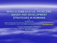 Country report Romania - BACSA