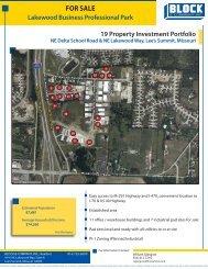 Lakewood Business Park Portfolio, Lee's Summit, Missouri