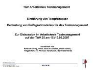 Einführung und Diskussion zu Reifegradmodellen - CC GmbH