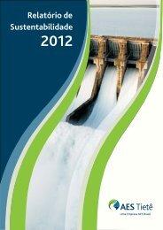 Português - AES Brasil Sustentabilidade