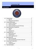 Transponder 3064 - SimonsVoss Technologies AG - Seite 2