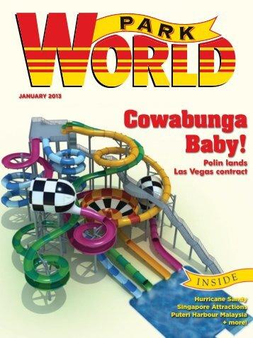 Cowabunga Baby! - Welcome to neilmead