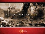 annual report 2011 annual report 2011 - Upaya Zen Center