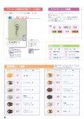 Sliders Catalogue - YKK Zippers - YKK Japan ©2014 - Page 4