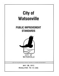 Public Improvement Standards All-Revised 7-11-13 - City of ...