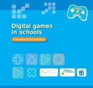 A handbook for teachers - Games in Schools - European Schoolnet