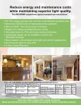 LED Recessed Downlight - LED Lighting - Page 2