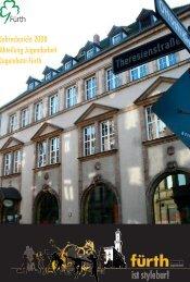 Jahresbericht der Jugendarbeit - Stadt Fürth