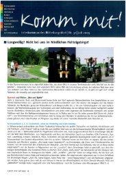 DOWNLOAD Komm Mit Nr 32 - Juli 2009 - Generation 1-2-3