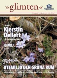 Glimten 2005 nr 2.pdf - Sigtunahem
