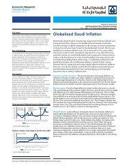 Inflation report - Al Rajhi Capital