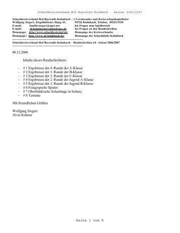 Tabelle 1 Klasse 1 Klasse 2 Klasse 3 - Michaeli Schule Köln