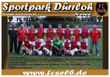 1. Herrenmannschaft - FC Selb eV