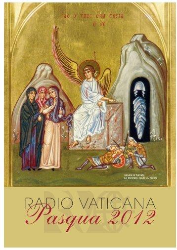 RADIO VATICANA - Pontificio Consiglio delle Comunicazioni Sociali