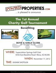 Link to Flyer - Boys & Girls Clubs of the East Valley
